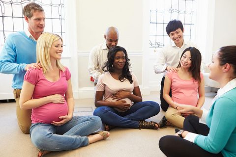 Birth education classes